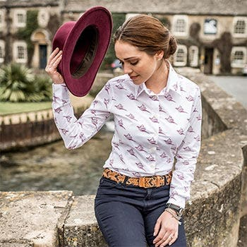 Ladies' Shirts and Tops
